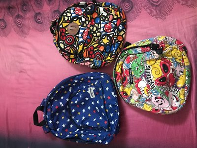 bb背包三個