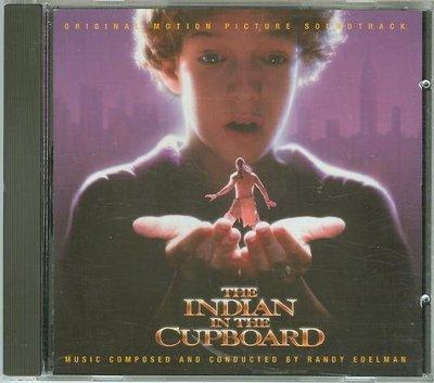 """""""魔櫃小奇兵(Indian in the Cupboard)""""- Randy Edelman(03),美版"""