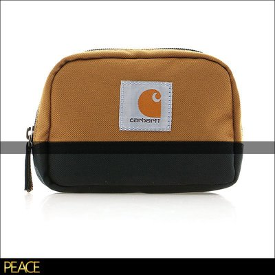 【PEACE】美國真品 Carhartt_Necessities Pouch 零錢包 收納包 手拿包 化妝包 男女適用