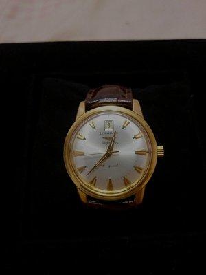 最後降價。賣金價,有興趣快來。拼網路底價。非,(勞力士1601.16013.18038.)正18k浪琴(征服者)黃金大漲,印記清晰,買個好錶。龍頭更新(非原裝)