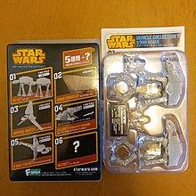 F-toys Starwars vehicle collection AT-AT 2pcs