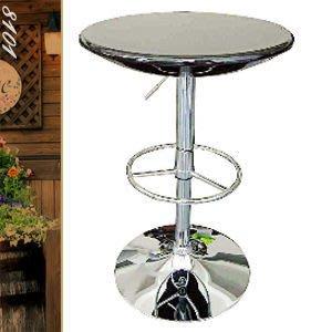 【推薦+】時尚氣壓棒伸縮吧台桌 P020-8101圓茶几.置物桌.洽談桌.餐桌子.休閒桌.客廳桌傢俱
