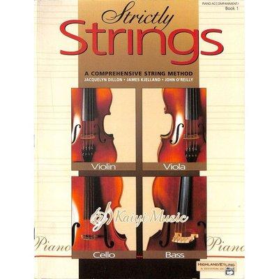 Kaiyi Music 【Kaiyi Music】Strictly Strings piano accompaniment book 1