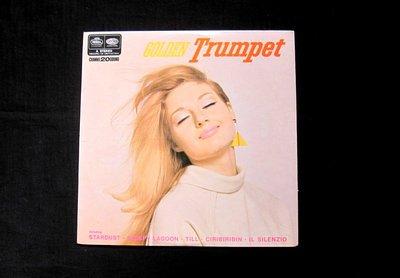 絕版黑膠唱片----GOLDEN TRUMPET----SLEEP LAGOON