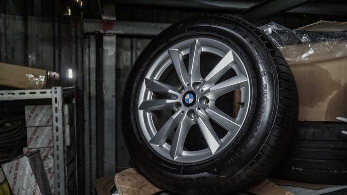 國豐動力 X5 F15 E70 E53 正廠鋁圈含255/55/18 德製 固特異防爆輪胎 失壓續跑胎 現貨供應