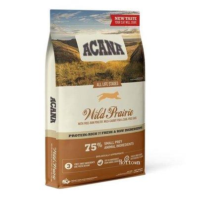 【寵愛家】-免運-加拿大ACANA愛肯拿無穀貓 雞肉蔓越莓 4.5公斤