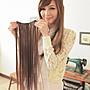 紗婷‧Satine【P16】3扣增加髮量假髮直髮長...