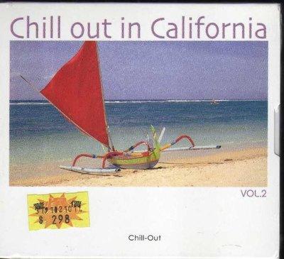 ~拉奇音樂 ~ CHILL OUT IN CALIFORNIA 弛放加州 2CD 全新未拆封 [OVO]