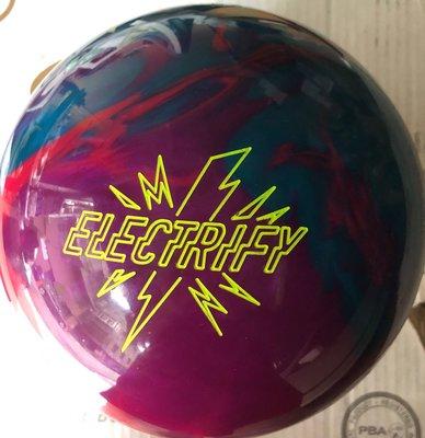 美國進口風暴 Electrify 曲球直球玩家喜愛的品牌13磅