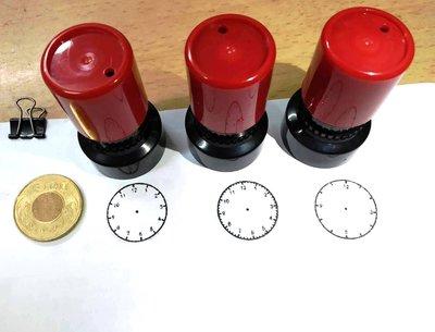 Clock Stamp Teaching Time Photosensitive-Seal-Stamp Self Ink