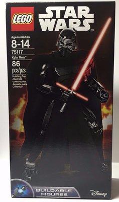 (STH)♛65折♛LEGO 樂高 Star Wars 星際大戰- Kylo Ren 75117-$780 新北市