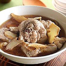 勇伯灶咖-麻油雞湯適合1~3人小家庭加熱即食湯品!