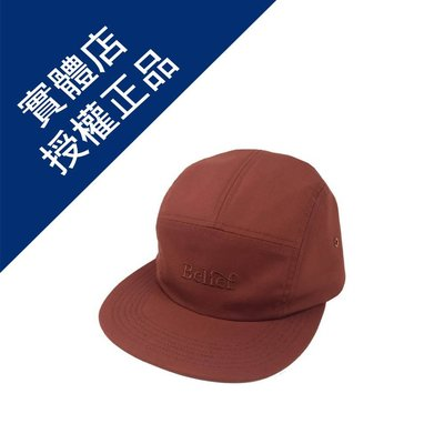 ~ALL~ BELIEF DOMESTIC 5-PANEL RUST 五分割帽