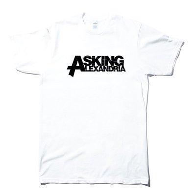 Asking Alexandria 短袖T恤-2色 金屬龐克搖滾樂團