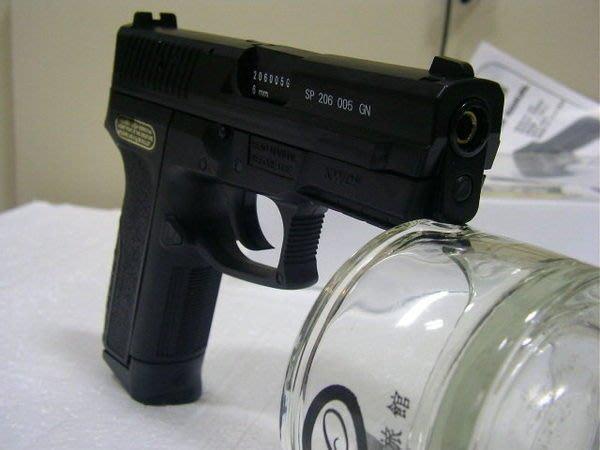 正版公司貨 KWC SIG SAUER SP 2022 空氣槍