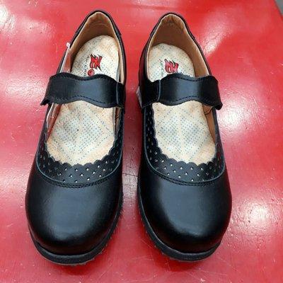 zobr 路豹~~雙氣墊娃娃鞋 真皮純手工休閒氣墊鞋 產品推廣期5折(黑)~~~點點鞋舖