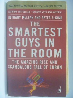 【月界二手書2】The Smartest Guys In The Room(絕版)_McLean_安隆風暴〖企管〗CHD