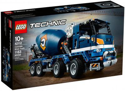 【CubeToy】樂高 42112 科技系列 水泥攪拌車 - LEGO Technic -