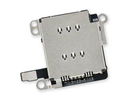 【優質通信零件廣場】iPhone XR 改裝 改機 雙卡 Dual SIM 卡槽 卡座 感應座 小板 零件批發商場