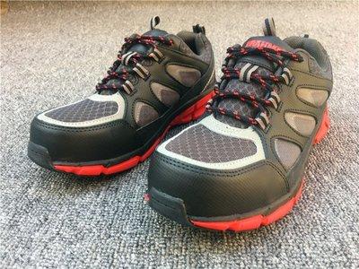 【TOP MAN】 外單進口超輕量透氣塑鋼頭安全鞋工作鞋防護鞋181211435