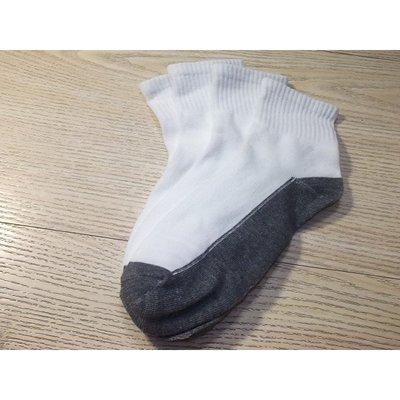 大促銷10元 機會難得  台灣社頭襪   1/2襪 中筒襪 白襪 灰底  船襪 短襪 船型襪 學生襪