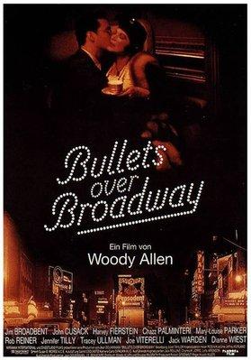 【藍光電影】子彈橫飛百老匯 1994 Bullets Over Broadway 119-005