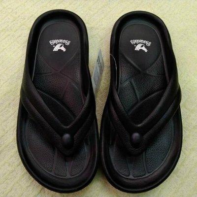 【阿宏的雲端鞋店】Rooster公雞夾腳拖(黑色) 超輕量 防水