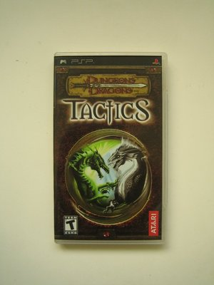 PSP 龍與地下城 Dungeons and Dragons Tactics