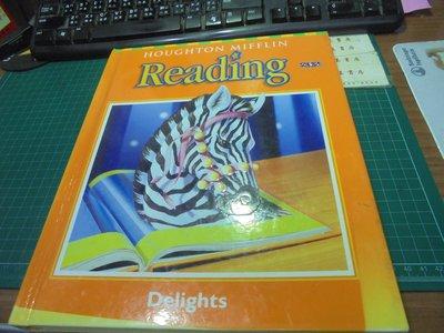 美國國小esl教材課本補充課外讀物繒本reading HM delights 2.2英語閱讀2001年版位6-3美美書房