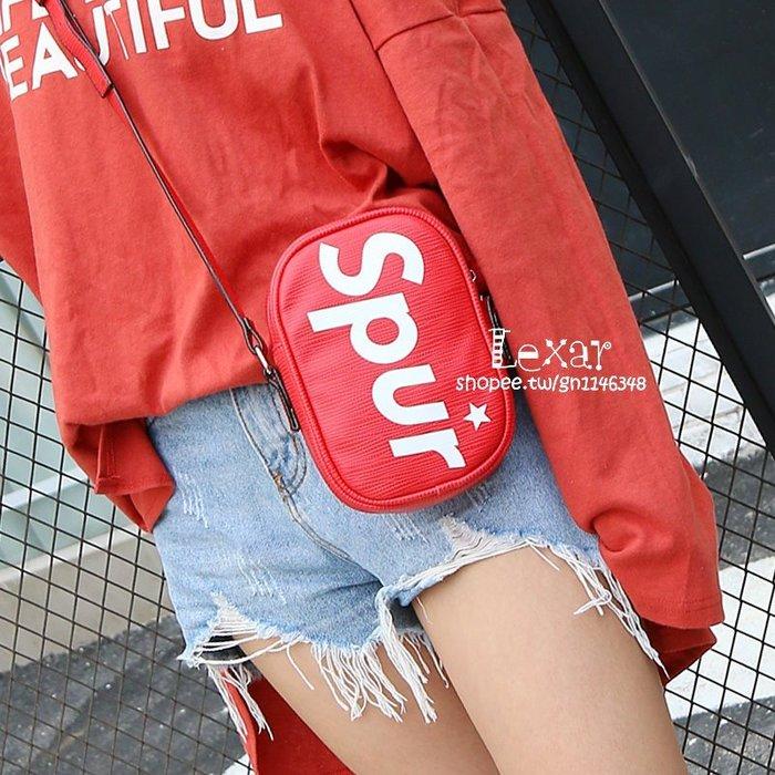 小方包新款韓版印花小包包女單肩斜跨手機包