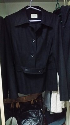 Bossini二手11號短大衣
