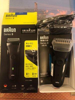 德國百靈BRAUN Series3 三鋒系列 電動刮鬍刀 300s 新北市