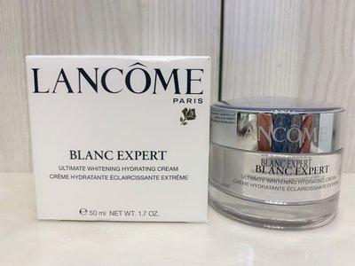 全新 Lancome Blanc Expert Ultimate Whitening 全方位瞬白亮肌日霜 50ml