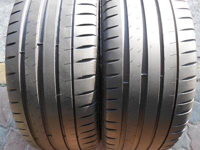 ◎至品中古胎◎優質中古跑胎~215/45/17 米其林 PS4~含安裝.平衡