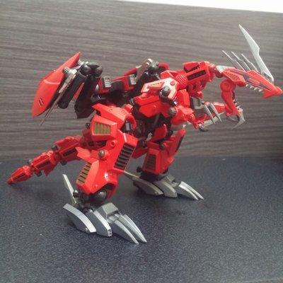 skytoy高價收購玩具96389829zoids 洛伊德 索獅機械獸山口式 虐刹暴龍