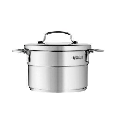 雷貝卡** 德國 WMF   MINI 泡麵鍋 小湯鍋 湯鍋 14公分 不銹鋼湯鍋 個人鍋 送禮 紙盒包裝