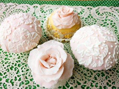 WeddingCake Candy Bar 婚禮慶生派對 翻糖杯子蛋糕 婚禮小物/二進小物