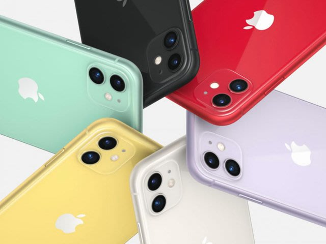 Apple iphone 11 128G (顏色有價差) 攜碼 NP 遠傳 吃到飽 網內免費 月租688