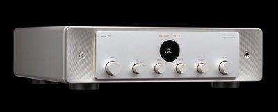 【高雄富豪音響】Marantz Model 30 兩聲道擴大機,限量到貨,金色 提供最高24期0息分期