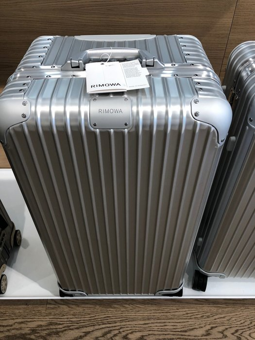 預購含運 RIMOWA ORIGINAL Trunk 新款28吋託運行李箱/中冰箱。