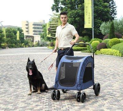 【安安精品】寵物推車-巨型犬超大型犬寵...