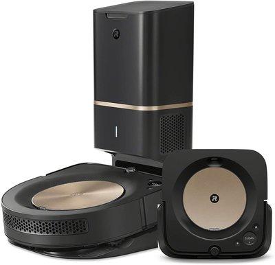 【竭力萊姆】全新現貨 一年保固 iRobot Roomba S9+ M6 黑色 優惠組合 掃地機器人 自動倒垃圾