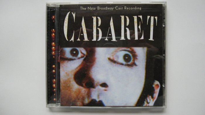 Cabaret 酒店 自藏音樂劇CD The New Broadway Cast Recording