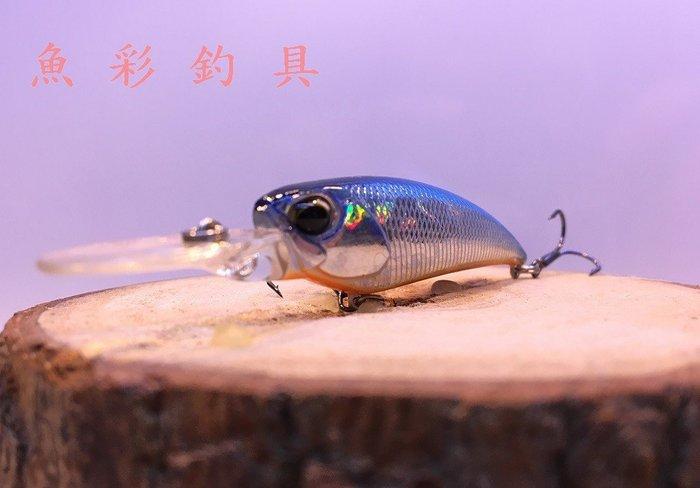 [ DUO 淡水路亞 ] REALIS SHAD 59MR ADA3045 藍銀 -假餌 舌板 SHAD [魚彩釣具]