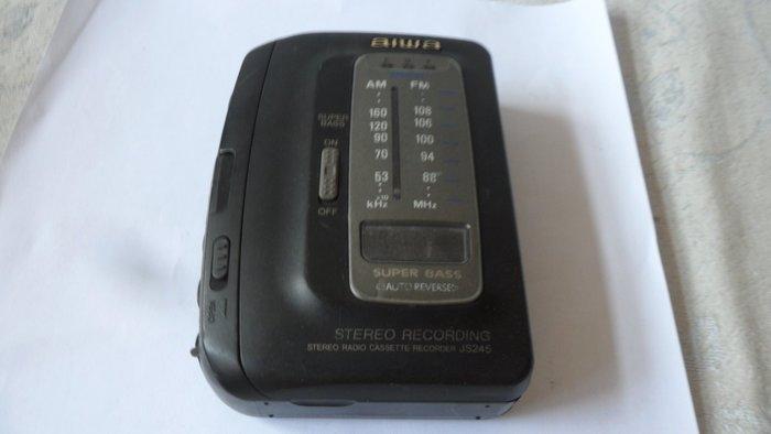 紫色小館-53--------alwa 錄放收音機