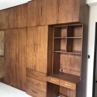 戀戀小木屋 客製 原木 收納櫃 原木櫃