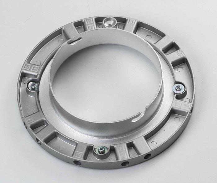 呈現攝影-Godox SA-EC 棚燈轉接座For Elinchrom(愛玲瓏)卡口  棚燈/外拍燈/柔光罩/八角雷達罩