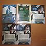 網拍讀賣~Jeff Green~魔術隊球星~格林~限量球衣卡/99~亮卡~普特卡~共5張~200元~輕鬆付~非常少見~~