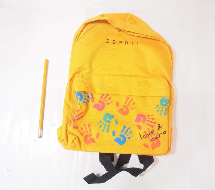 全新,Esprit 小型 歡樂亮彩後背包