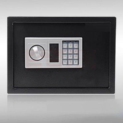 5Cgo【宅神】含稅會員有優惠 13173891500 保險櫃 家用保管箱 CKI253525可放房產證 雙層結構保險箱